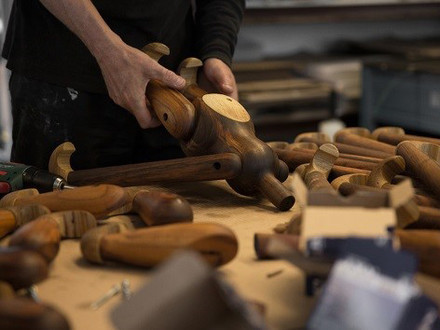 Kay Bojesen Handcrafted Wooden Toys