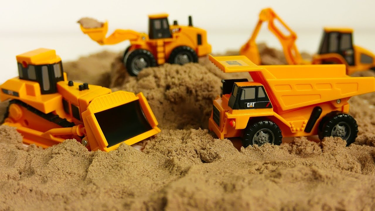 Kinetic Sand Site