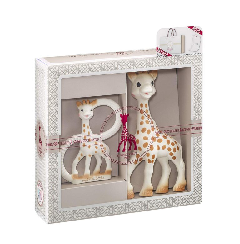 Sophie Toy & Teether Gift Set