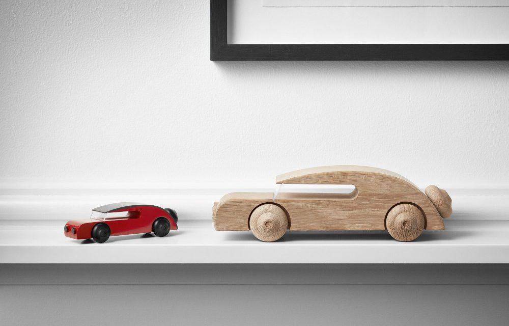 Wooden Automobiles - Kay Bojesen