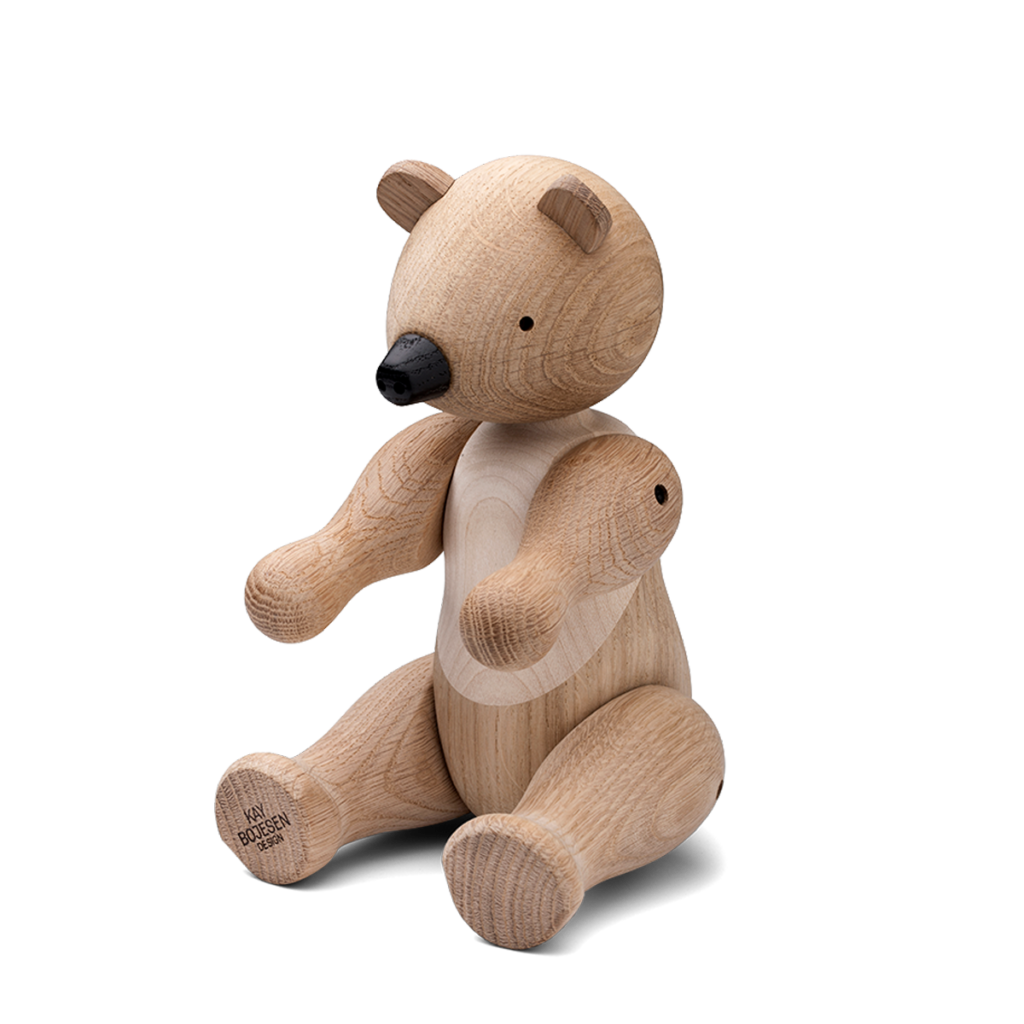 Bear 25cm - Maple & Oak