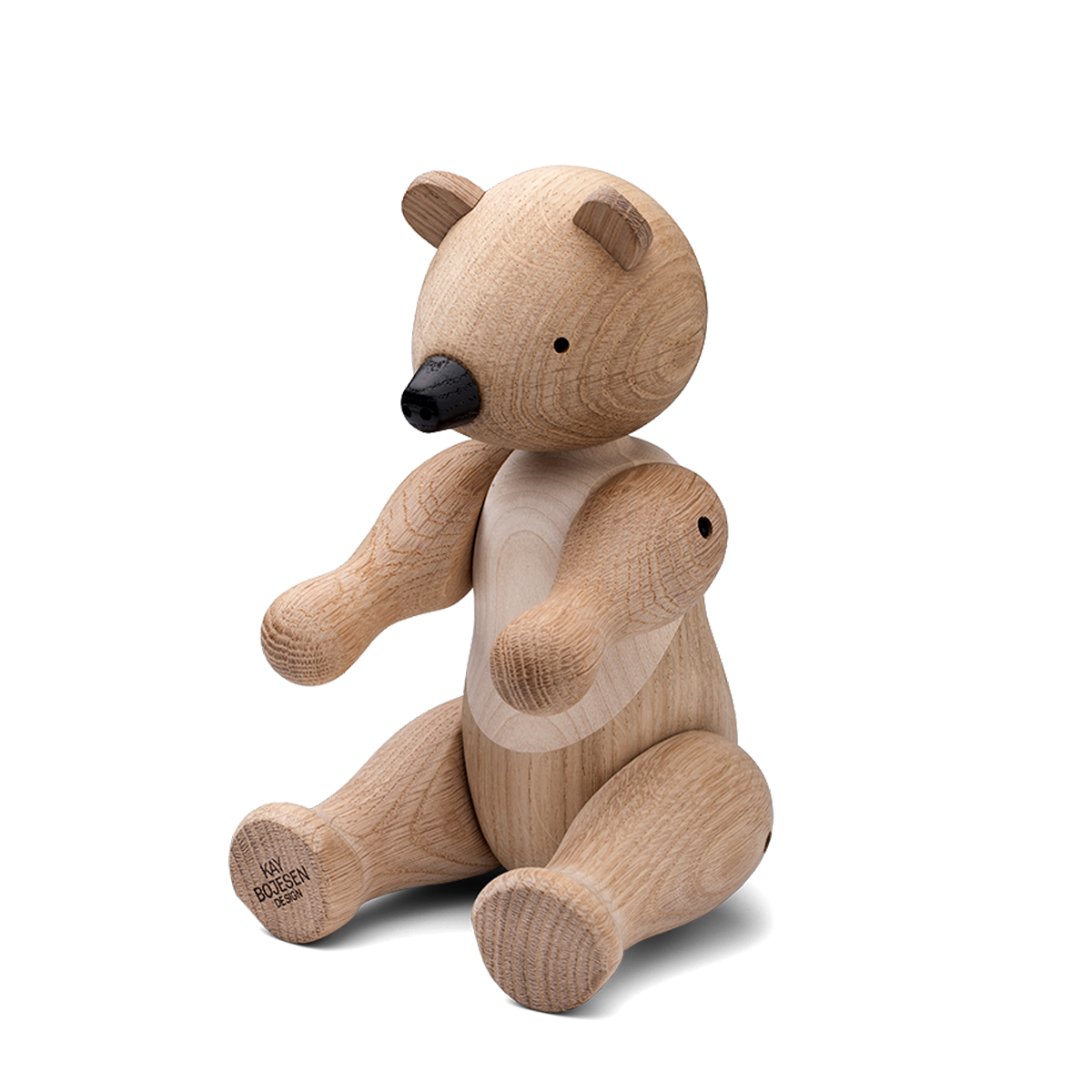 Bear 25cm Maple & Oak