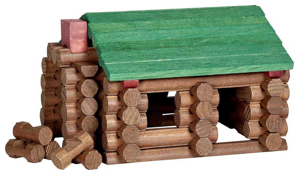 Classic Lincoln Logs