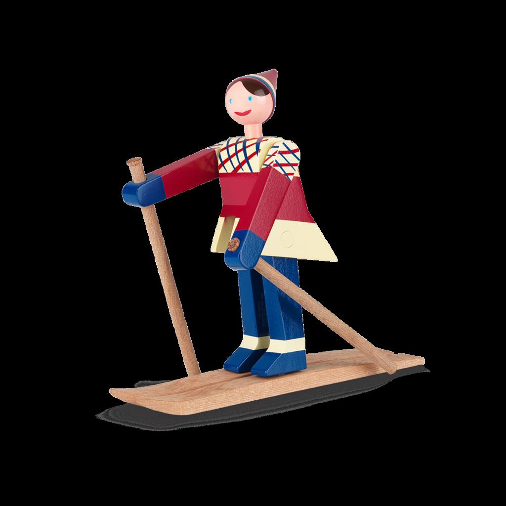 Datti, Skier Girl
