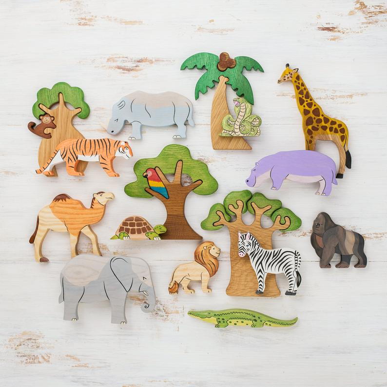 African Safari Set