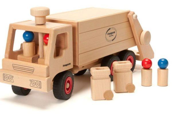 Wooden Toy Trucks – Fagus Trucks