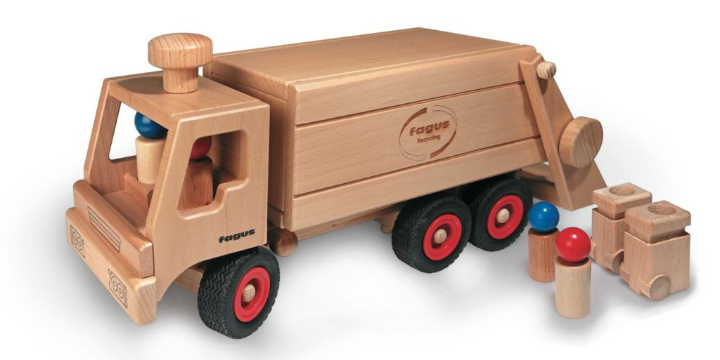 Fagus Garbage Truck