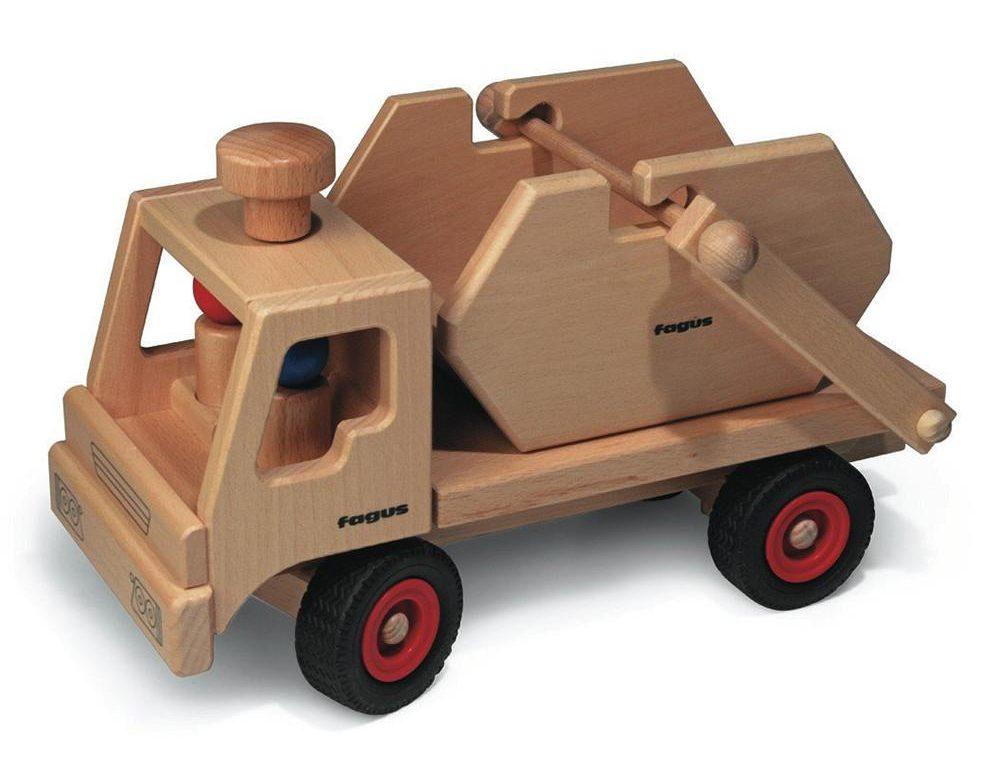 Fagus Skip Truck