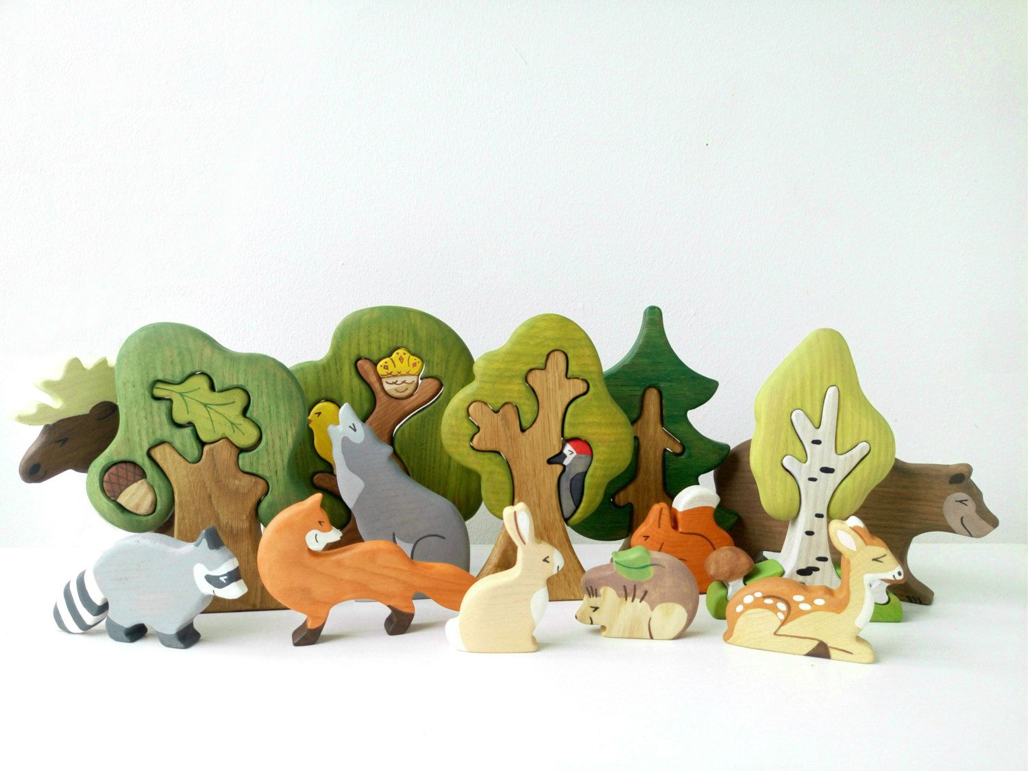 Forest Animals Featured