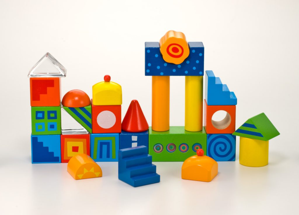 Haba Fantasy Blocks Set