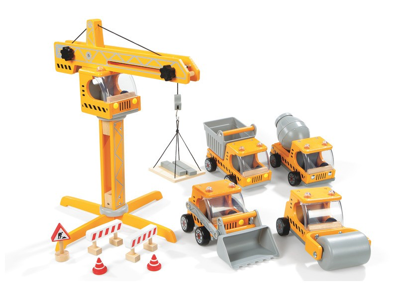 Hape Construction Set