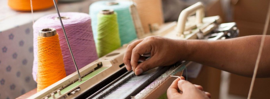 Ethically Produced and Made with Natural Cotton Yarns