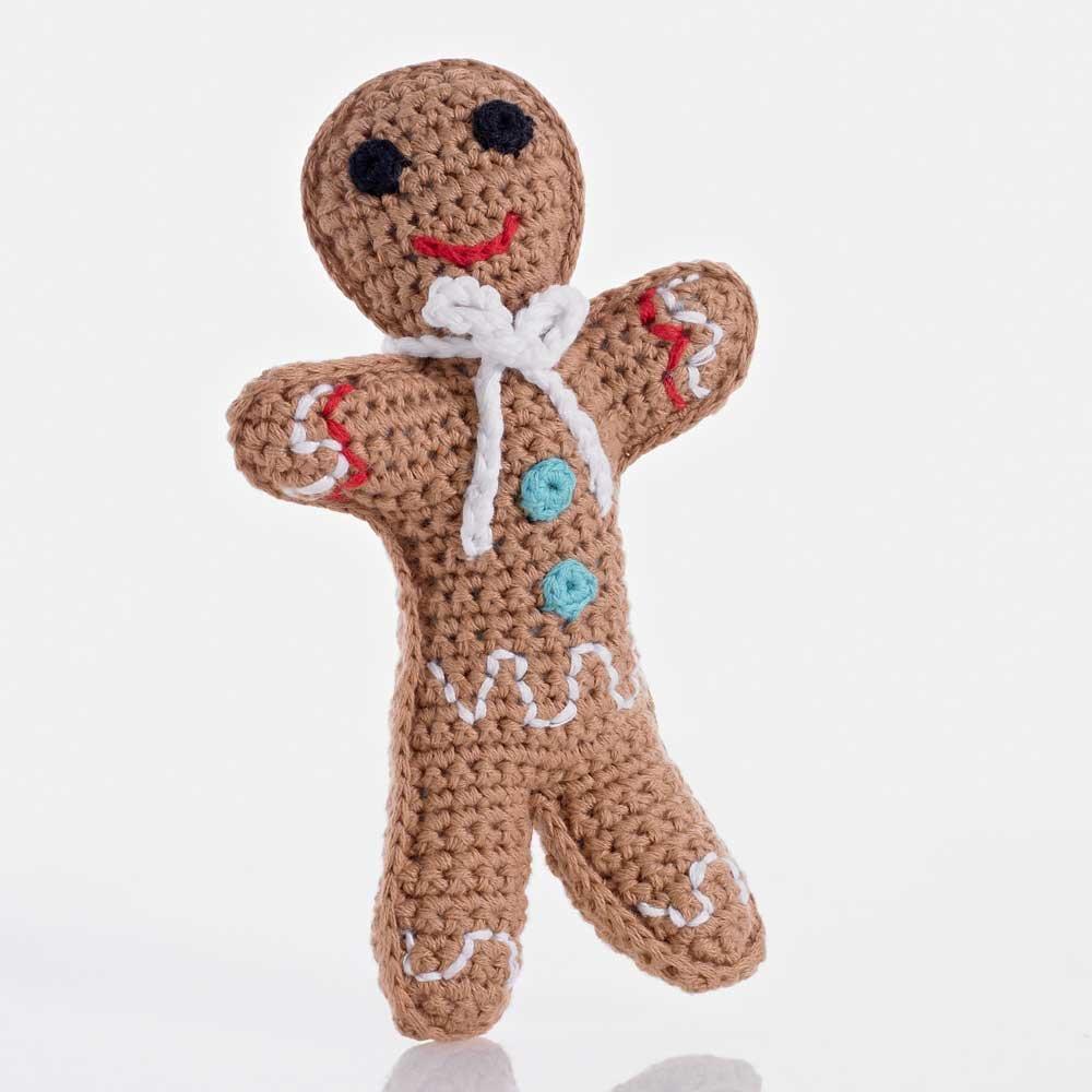 Hathay Bunano Gingerbread Man